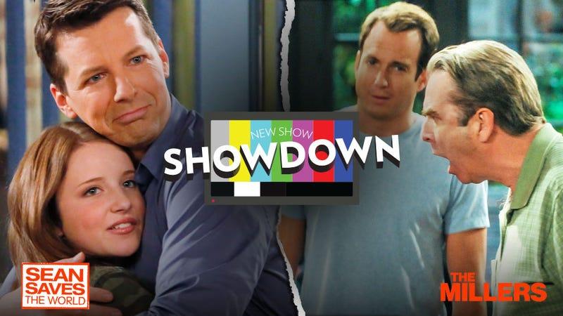 The Final Showdown: NBC's Sean Saves The World vs. CBS' The Millers
