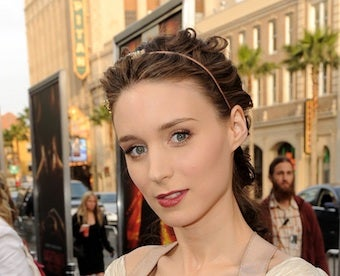 Rooney Mara Cast As The Girl With The Dragon Tattoo