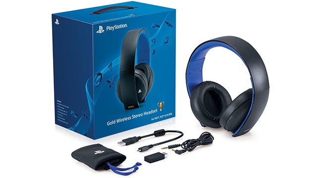 New Video Game Story Bundle, Sony Gold Headset, Vita In Stock [Deals]