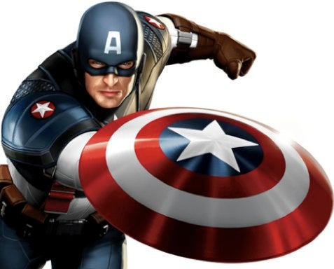 This is your new Captain America