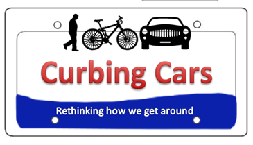 Maybe You Can't Afford A Car, But You Can Afford To Back Curbing Cars