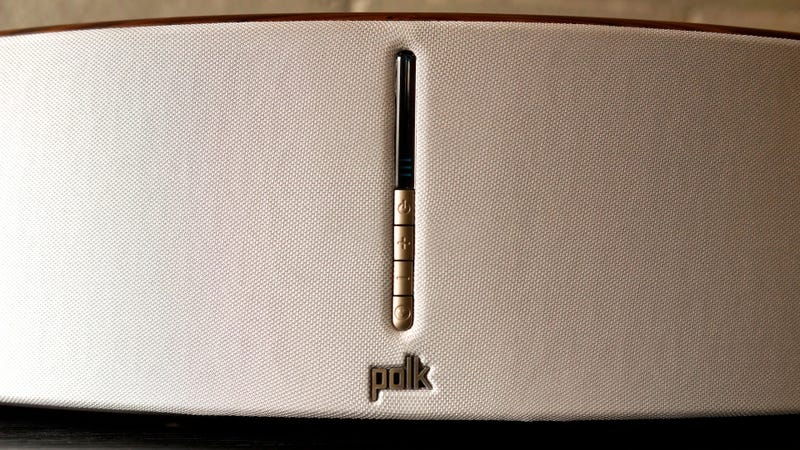Polk Woodbourne: A 180-Watt Wireless Music Powerhouse That Rocks With Both AirPlay and Bluetooth