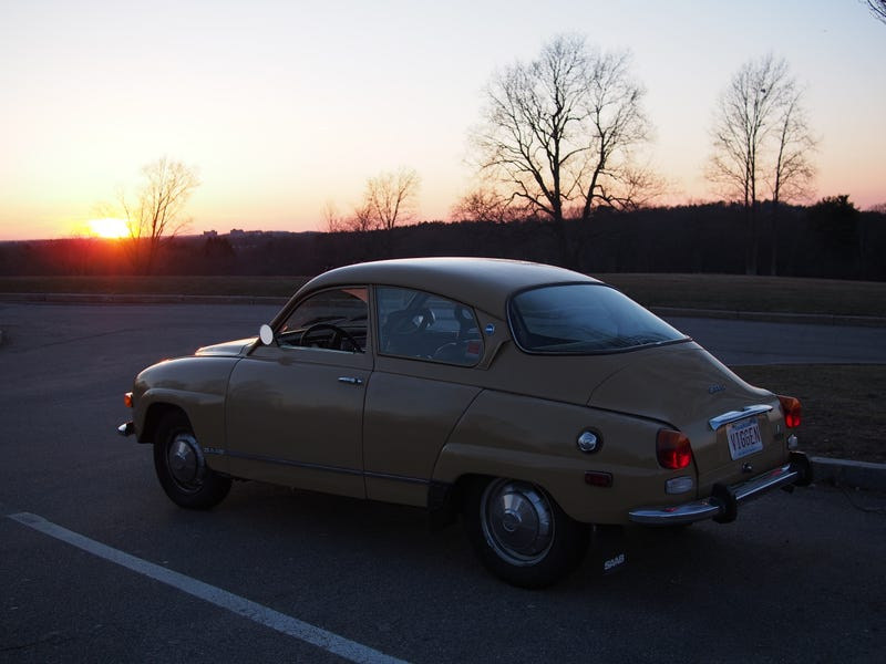 Are we allowed to plug our own ads? If so, my little Saab 96 is for sale.