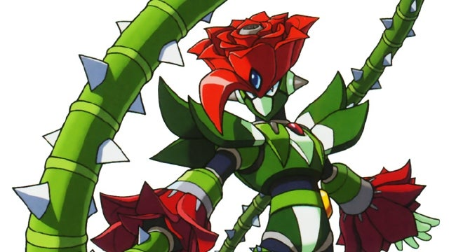 Claire Redfield Put Guns N' Roses in Mega Man X5