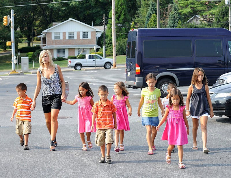 Kate Gosselin's Kids Expelled for Being Bullies