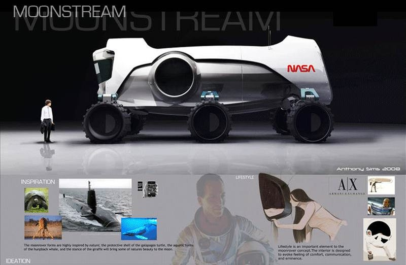 Moonstream Rover Could Finally Make Yuppies Happy On Mars