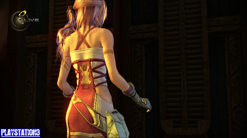 Can You Tell These Multiplatform Final Fantasy XIII-2 Screens Apart?