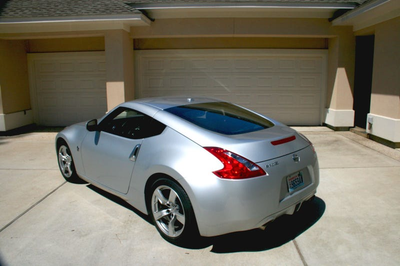 2009 Nissan 370Z: First Drive