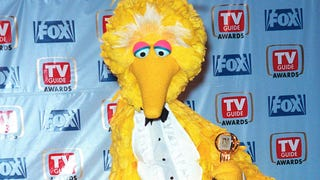 Big Bird Actor: I Almost Died on the <i>Challenger</i> and I Cry in the Suit