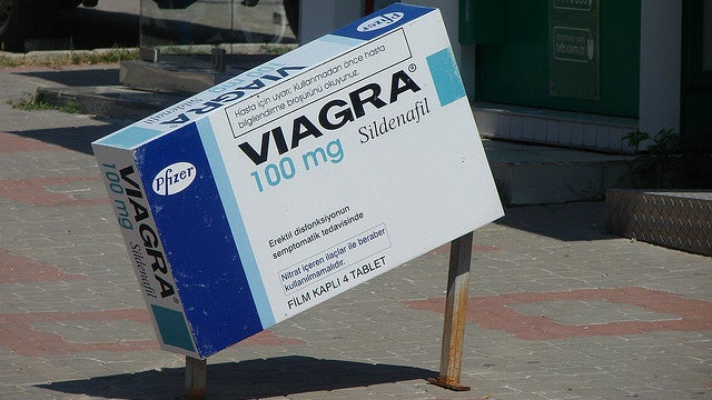 What's Actually In Viagra?
