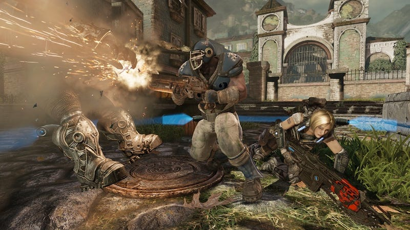 The Big and Small Ways That the Gears of War 3 Beta Improved the Xbox 360's Big Shooter