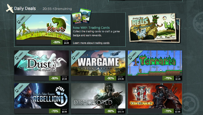 The Basic Psychology Behind the Steam Summer Sale, Explained