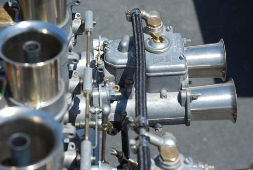 Madmen Will Put Any Number Of Weber Carbs On Any Engine You Want