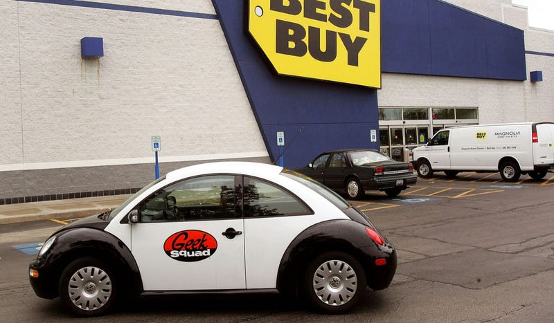Geek Squad Was So Much Cooler Before They Got New Beetles