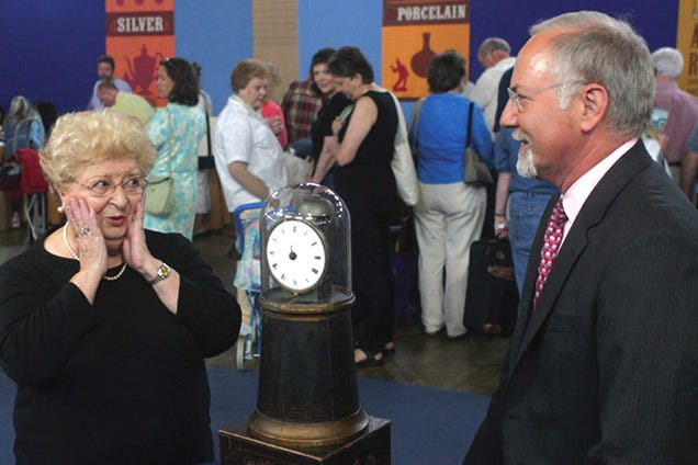 Oklahoma antiques roadshow find is most valuable ever - Vintage antiques roadshow ...