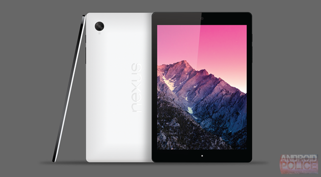 This Might Be Volantis, HTC's 9-Inch Nexus Tablet