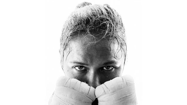 How a One-Armed Ronda Rousey Grappled With the World in Rio