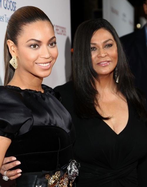 Beyoncé's Mom Is Angry; Elton John Is The New Willy Wonka