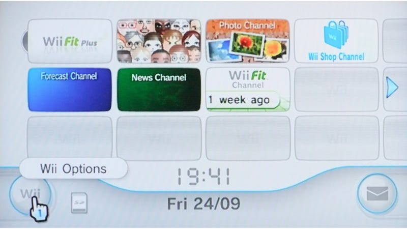 In Japan, Some of the Wii's Network Services Are Going Offline
