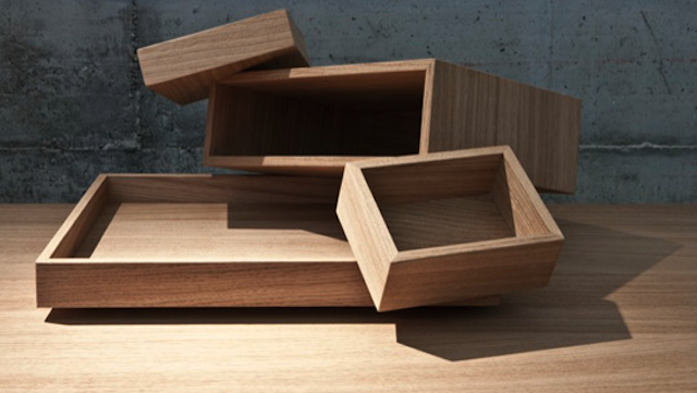 This Chaotic Mess of Boxes Will Organize Your Desk