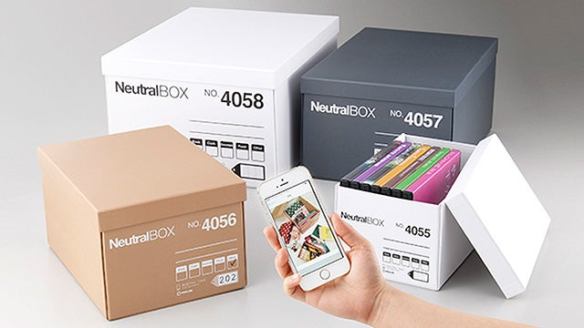 Your iPhone Can Search These Storage Boxes Without Having to Open Them