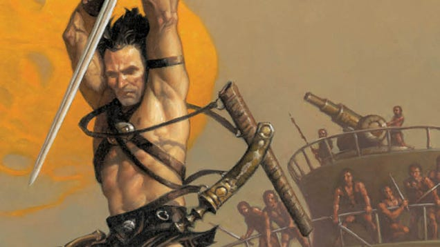 "Exclusive Preview: ""A Tinker of Warhoon"" by Tobias S. Buckell, from Under the Moons of Mars: New Adventures on Barsoom"