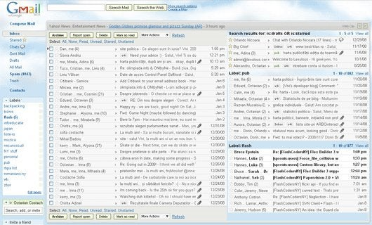 Gmail Gets Twice as Useful with Multiple Panes/Inboxes