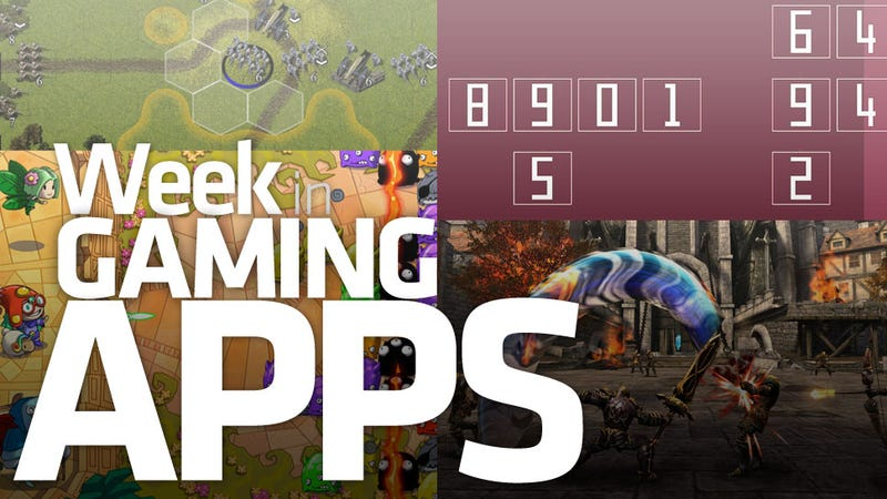 Build Your iPhone 5 Game Wishlist with The Week in Gaming Apps