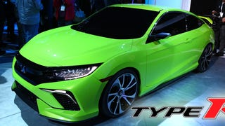 America Finally Gets The Honda Civic We've Always Wanted In The Type-R