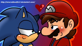Mario and Sonic: Fan Fiction