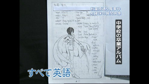 Details Surface About Akihabara Killer (Ninja Gaiden 2 Confusion)