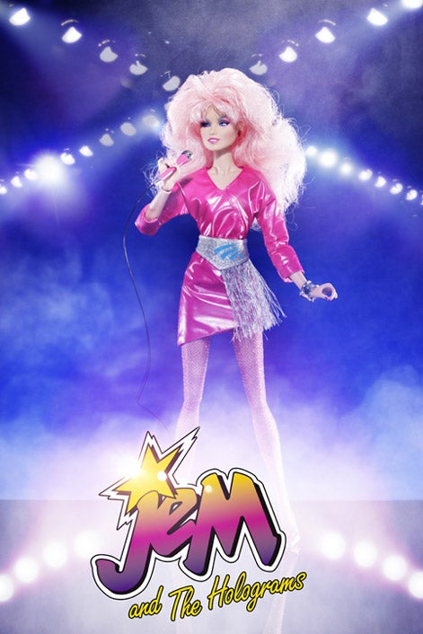Jem is getting the band back together with a whole new toy line