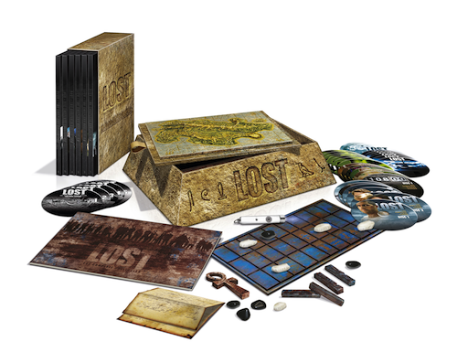 LOST: The Complete Collection Coming To Blu-Ray On August 24 For $280