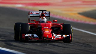 Dogfight in the Desert: Bahrain GP Qualifying