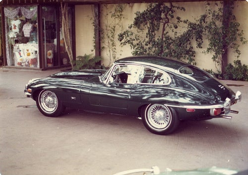 Could The Jaguar E-Type Be Making A Return?
