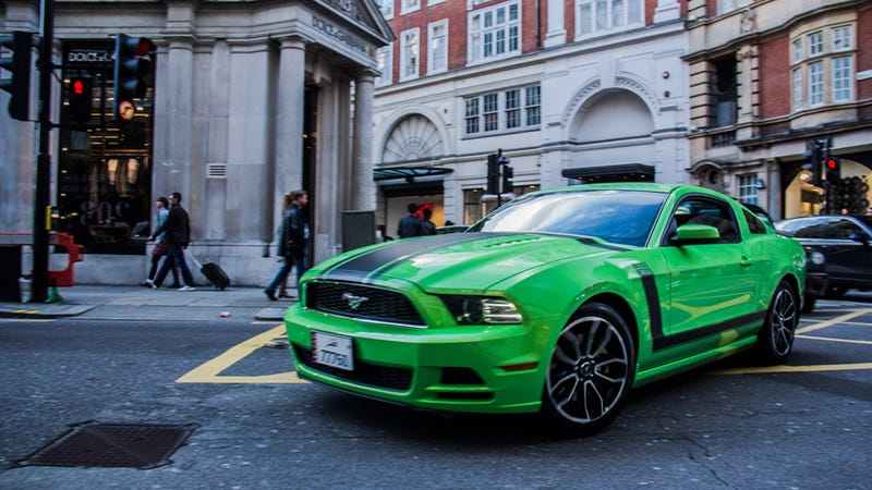 The Ten Most Desirable Cars Of 2012