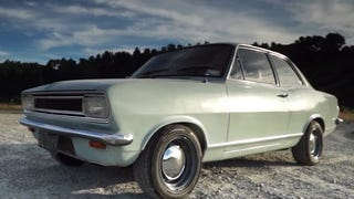 This is the World's Most Interesting Vauxhall Viva