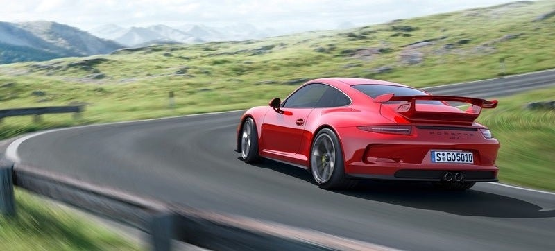 Porsche Will Replace The Engines In Every Single 911 GT3 To Stop Fires