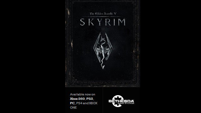 Skyrim Coming To Xbox One, PS4? [UPDATE]