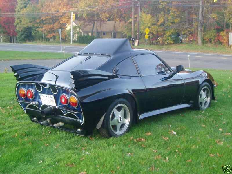 Nice Price Or Crack Pipe: Opel GT Batmobile For $9000?