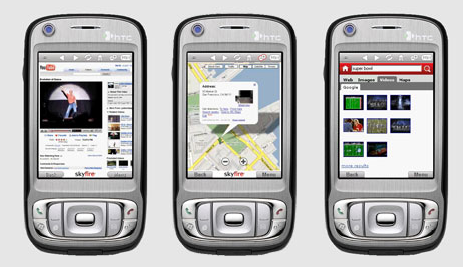 Skyfire Windows Mobile Browser is Desktop-Like, Has Flash