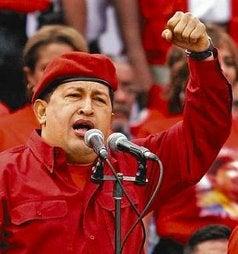 Hugo Chavez Is Not A Fan Of Coke Zero