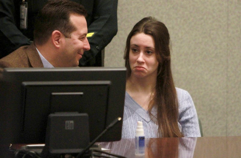 Casey Anthony Is a Fat, Broke, Computer-Obsessed Hermit: Report