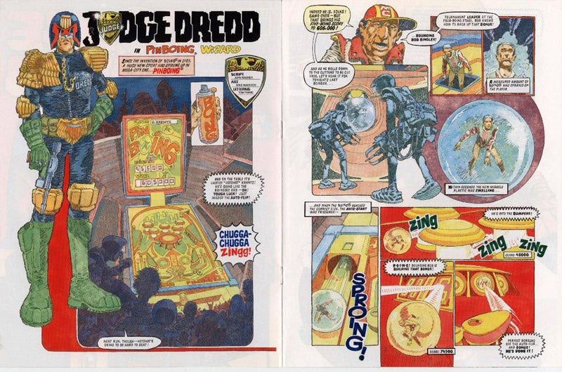 New Judge Dredd Movie Getting Danny Boyle Treatment?