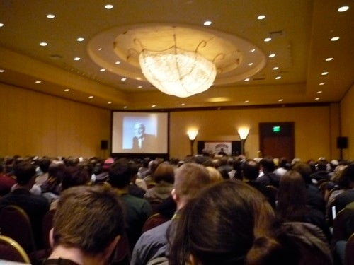 NYT's David Carr Tells SXSW Panel He Gets Scooped by Gawker 'All the Time'