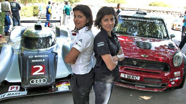 Meet the first woman engineer to win Le Mans