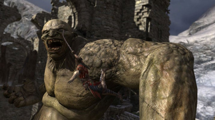 Castlevania: Lords of Shadow Screenshots Will Whip You In Your Face