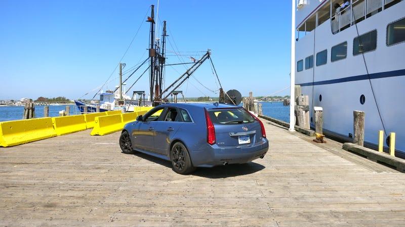 2013 Cadillac CTS-V Wagon: The Jalopnik Review