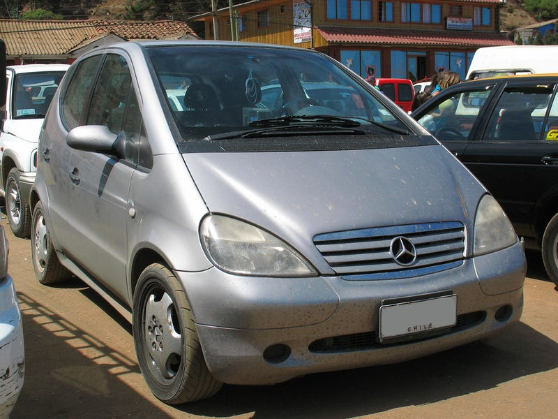 The ten worst german cars ever made for What country makes mercedes benz cars