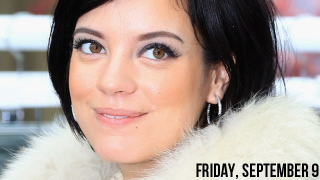 Lily Allen Claims She Could Have Died Like Her Friend Amy Winehouse